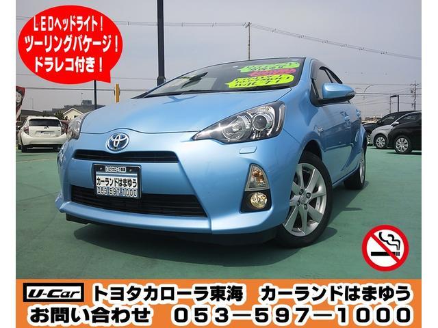 トヨタ G SDナビ・フルセグTV・バックモニター