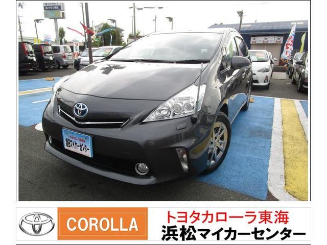 トヨタ S チューン ブラック HDDナビ・フルセグTV付き