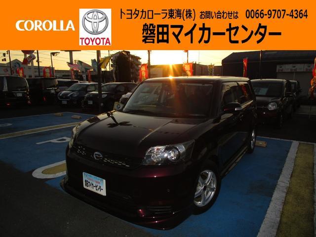 トヨタ 1.5G SDナビ・ワンセグTV・バックモニター付き