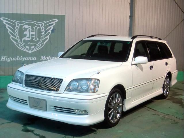 トヨタ アスリートG マルチ ETC オートライト HID