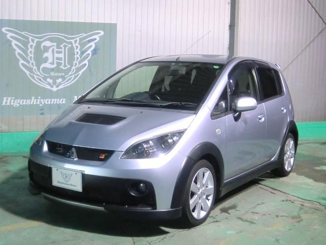 三菱 ラリーアート バージョンR HDDナビ地デジ ETC