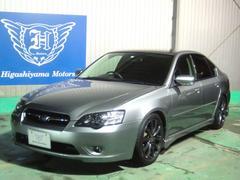 レガシィB42.0R Bスポーツ 4WD 社外アルミ ローダウン ETC