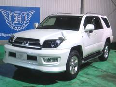 ハイラックスサーフSSR−G 4WD ナビ バックカメラ ETC HID