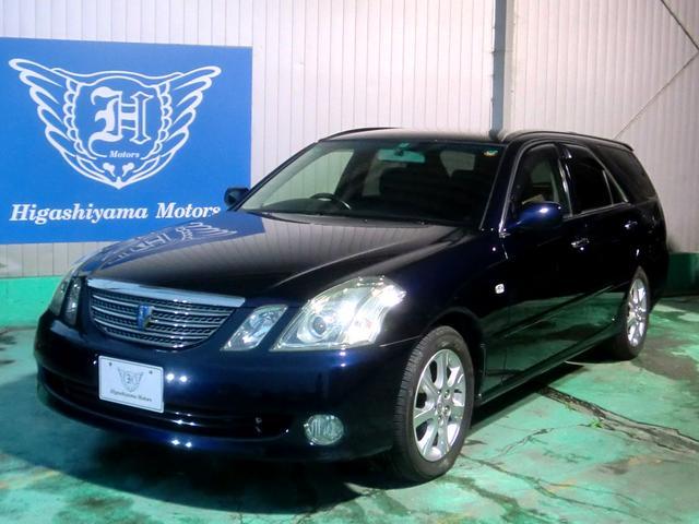 トヨタ 2.5iR-S マルチ プラズマクラスター 純エアロ HID