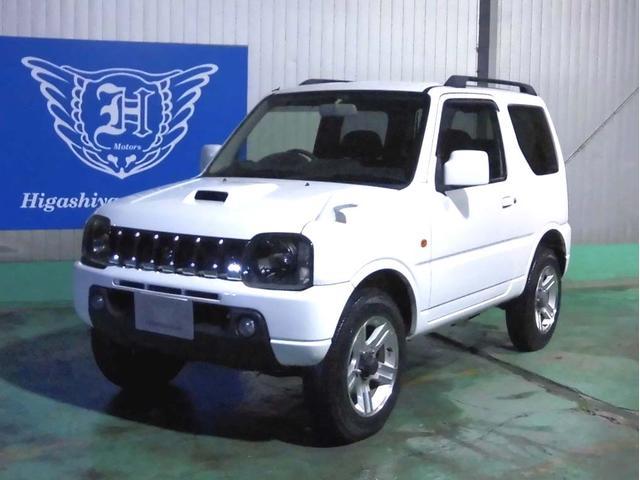マツダ XC 4WD スズキAW スズキFグリル フォグランプ