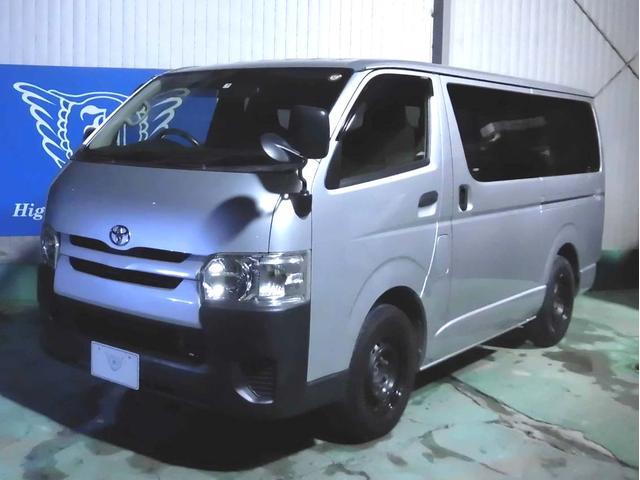 トヨタ ロングDX ナビ地デジ バックカメラ ETC キーレス