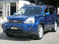 エクストレイル20Xサンルーフ カーナビ TV ETC  4WD