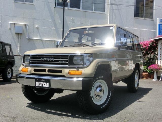 トヨタ SX D-TB 4WD ナローボディー 5ナンバー