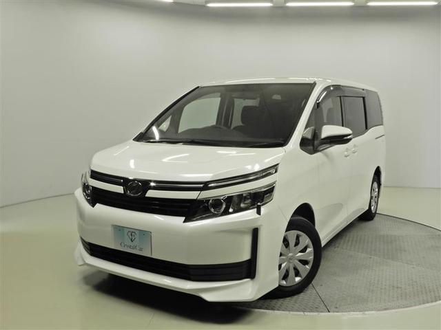 トヨタ ヴォクシー X (車検整備付)