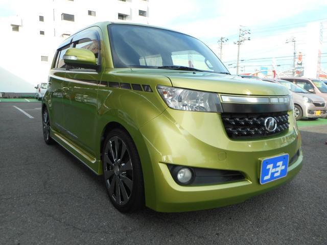 トヨタ Z Qバージョン 純正ナビ 地デジ 社外アルミ エアロ
