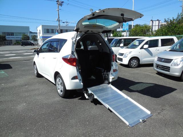 トヨタ X ウェルキャブ タイプ1