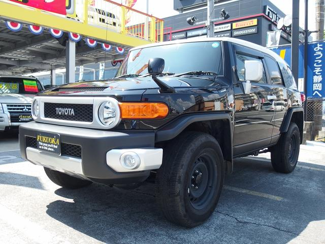トヨタ オフロードパッケージ フォグ 社外ナビ Bカメラ 1オーナー