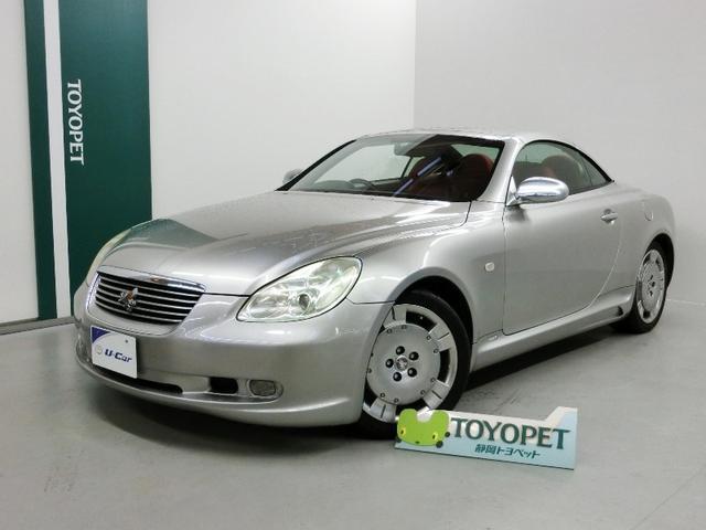 トヨタ ソアラ 430SCV ノーブルカラーエディション 本革シート