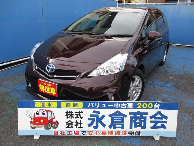 トヨタ G チューン ブラック SDナビBカメラフルセグDVD1オナ