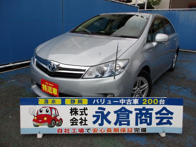 トヨタ S HDDナビBカメラ地デジDVDクルコンオートライトHID