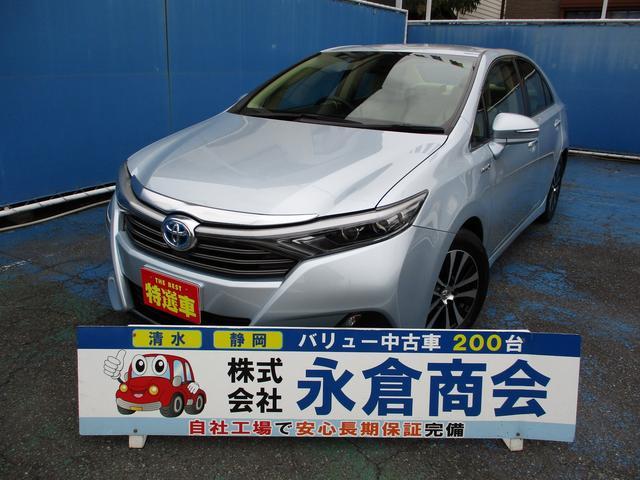 「トヨタ」「SAI」「セダン」「静岡県」の中古車