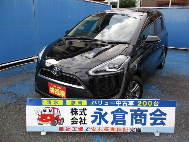 トヨタ X 社外メモリーナビバックモニターフルセグDVD再生BluetoothスマートキーETCパワスラオートライトLEDフォグAストップ15インチアルミ