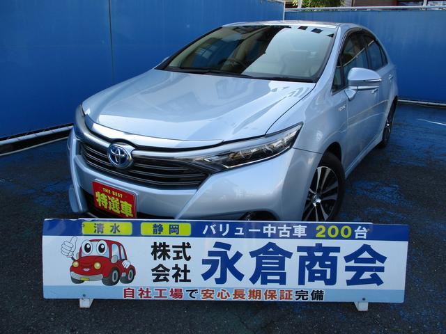 トヨタ SAI S Cパッケージ メモリーナビ バックカメラ 地デジTV Bluetooth スマートキー パワーシート ETC クルコン オートライト LED フォグ 純正アルミ