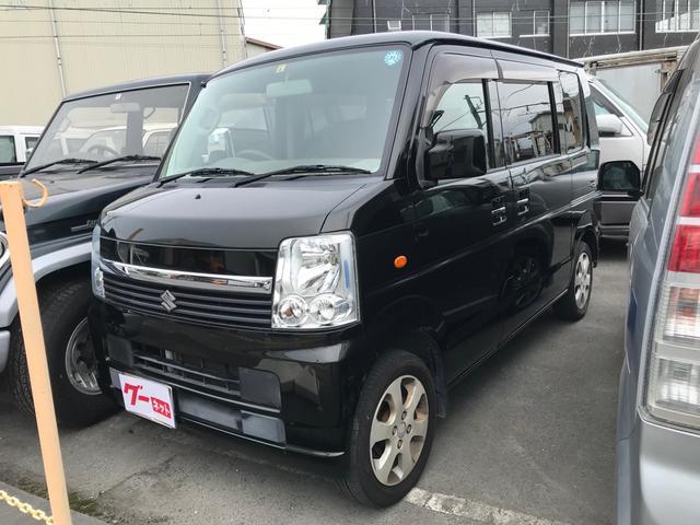 「スズキ」「エブリイワゴン」「コンパクトカー」「静岡県」の中古車