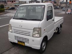 スクラムトラックエアコン パワステ 4WD