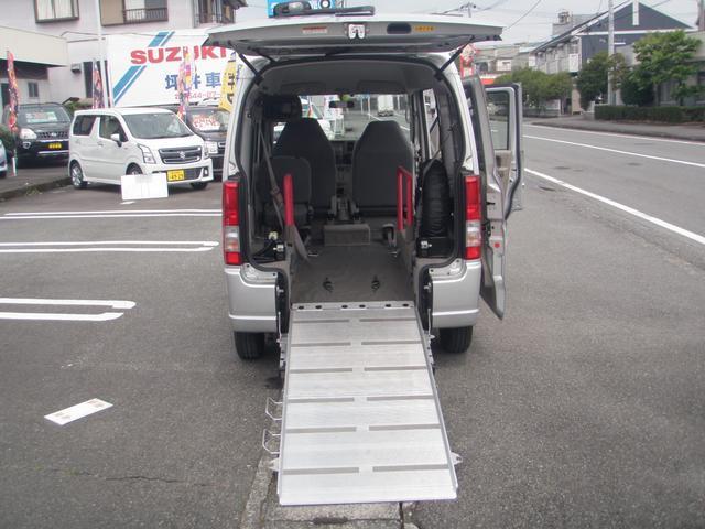 スズキ JP 福祉車両 車椅子