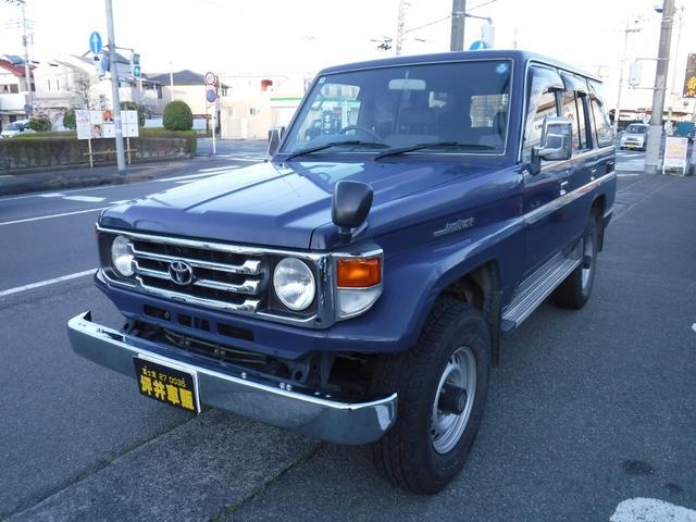 トヨタ LX 4WD