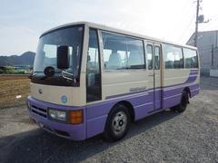 シビリアンバスマイクロバス 26人乗り 5速MT ディーゼル