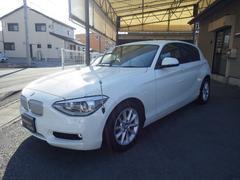BMW116i スタイル 地デジSDナビ HID スマートキー