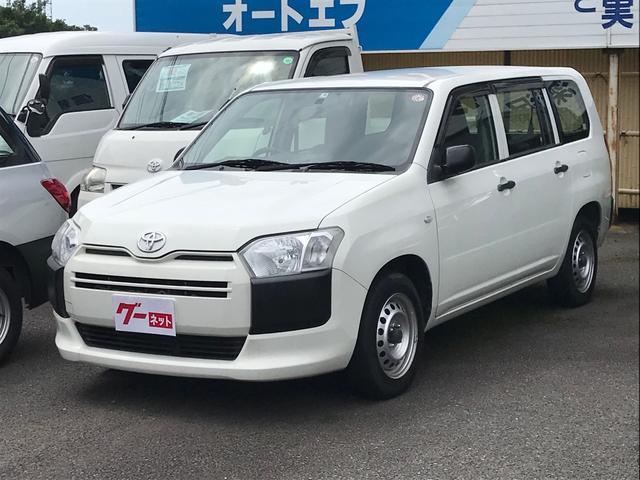 トヨタ プロボックス DXコンフォート キーレス ETC