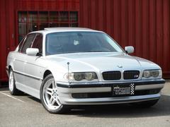 BMW750iL 2オーナー 禁煙車