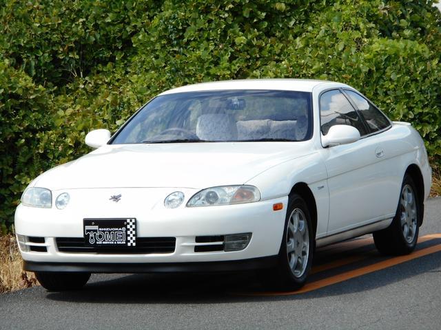 トヨタ ソアラ 2.5GT-T Lパッケージ ツインターボ AT 禁煙車