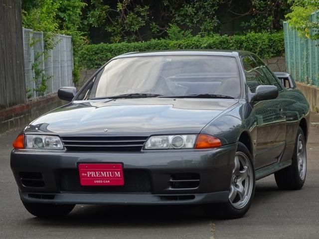 日産 スカイライン GT-R 禁煙者 2オーナー 静岡2ケタナンバー 初期型 検査令和4年12月 EJ-1モニター