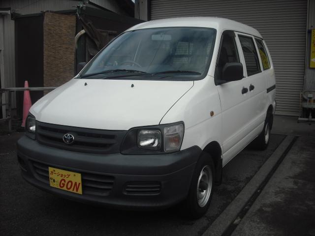 トヨタ DX 5ドア エアコン パワステ