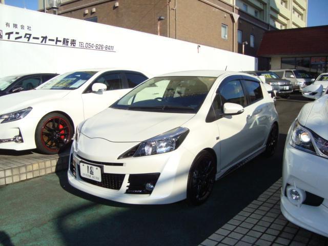トヨタ RS G's スマートパッケージ SDナビ 地デジ