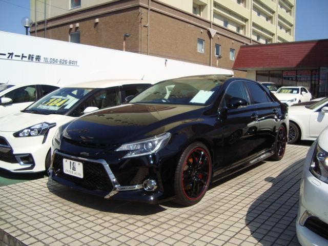トヨタ 250G Sパッケージ G's MR 地デジ
