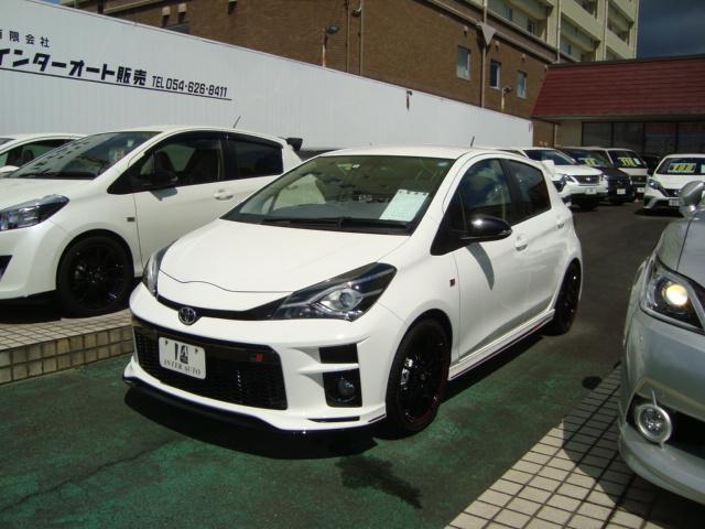 【中古車】トヨタ ヴィッツ GRスポーツGR 5スピード SDナビTV中古車販売実績(2019/05/07)|インターオート販売|中古 車なら【グーネット】