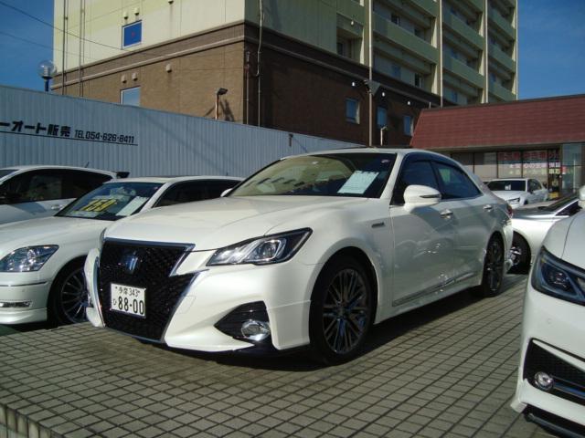 トヨタ アスリートS J-フロンティア SDナビ 地デジ MR