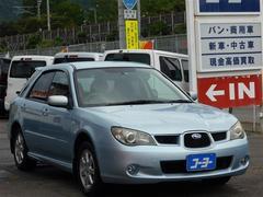 インプレッサスポーツワゴン15i・社外ナビ・キーレス・純正アルミ