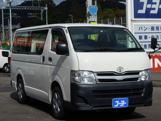 トヨタ ロングDX・フルセグナビ・ETC・ドラレコ