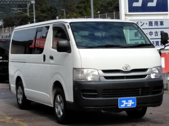 トヨタ ロングDX・キーレス・ETC
