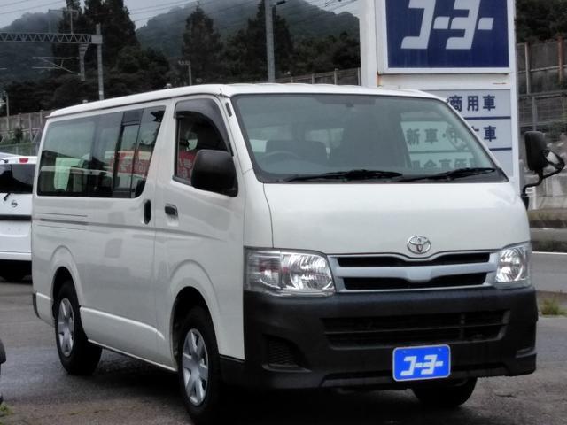 トヨタ ロングDX・電動リフト付き・ETC・キーレス
