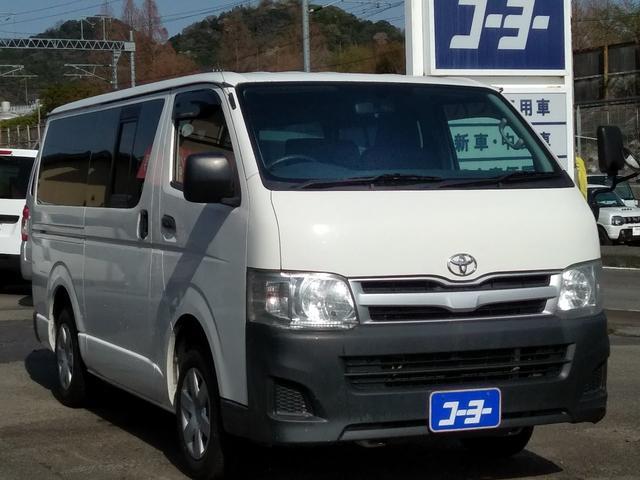 トヨタ ロングDX エアコン・パワステ・パワーウィンドウ・キーレス
