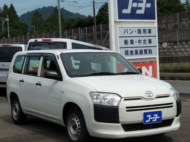 トヨタ DXコンフォート D席キーレス・ABS