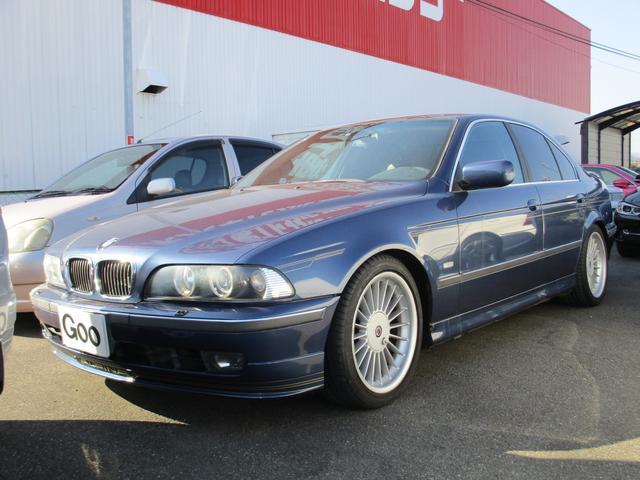 BMWアルピナ B10 V8