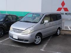 セレナV 4WD メモリーナビ