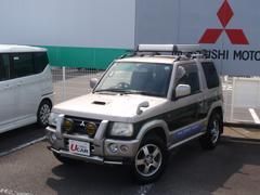 パジェロミニアニバーサリーリミテッド 4WD ターボ