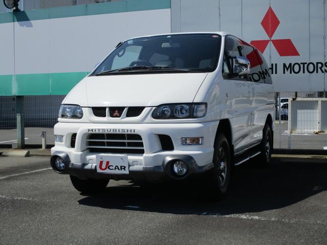 三菱 シャモニー 社外ナビゲーション ETC エアバック
