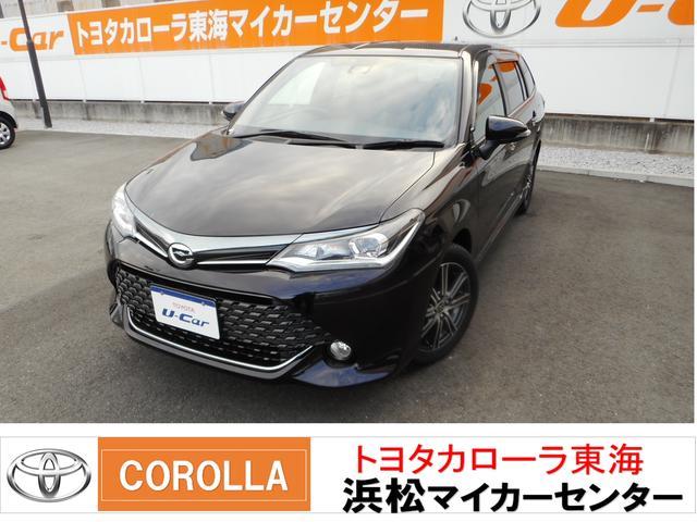トヨタ 1.5G ダブルバイビー 禁煙車 ワンオーナー 皮シート