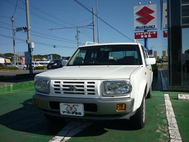 日産 タイプII 4WD 純正オーディオ 電動ミラー