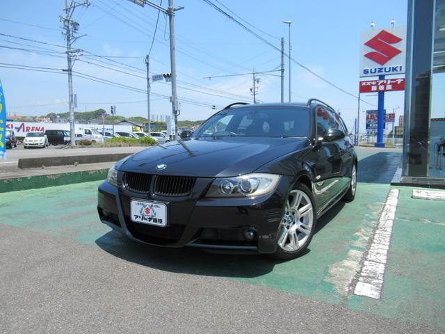 BMW 320iツーリング Mスポーツ パナソニHDDナビ ETC